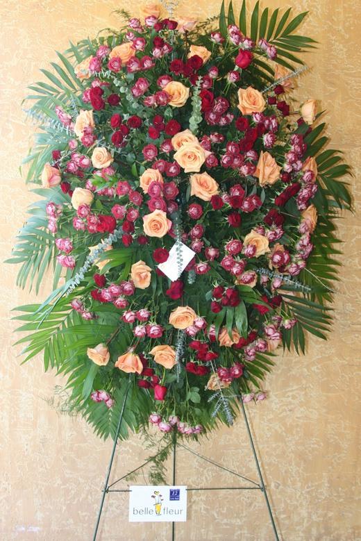 Heaven of Roses by belle fleur