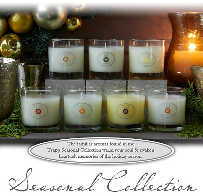 Trapp Candles and Fragances by belle fleur