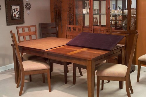 Custom Made Dining Room Table Pad Protector - Top Quality