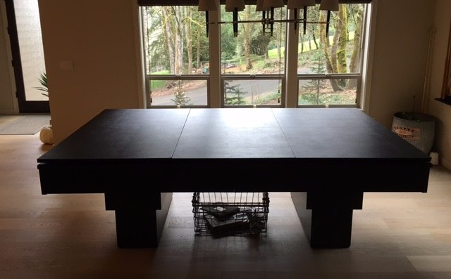 billiard table conversion cover how to make pool dining top