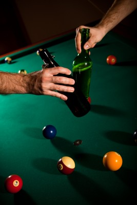 STANDARD POOL TABLE HARD TOP COVER $ 249.00(or Any Smaller)