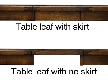 L R Ca Customer S Pictures Custom Made Table Leaf Storage Bag