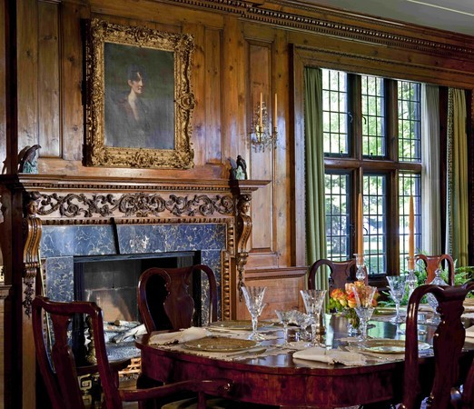 edsel ford house interior edsel eleanor ford house. Cars Review. Best American Auto & Cars Review