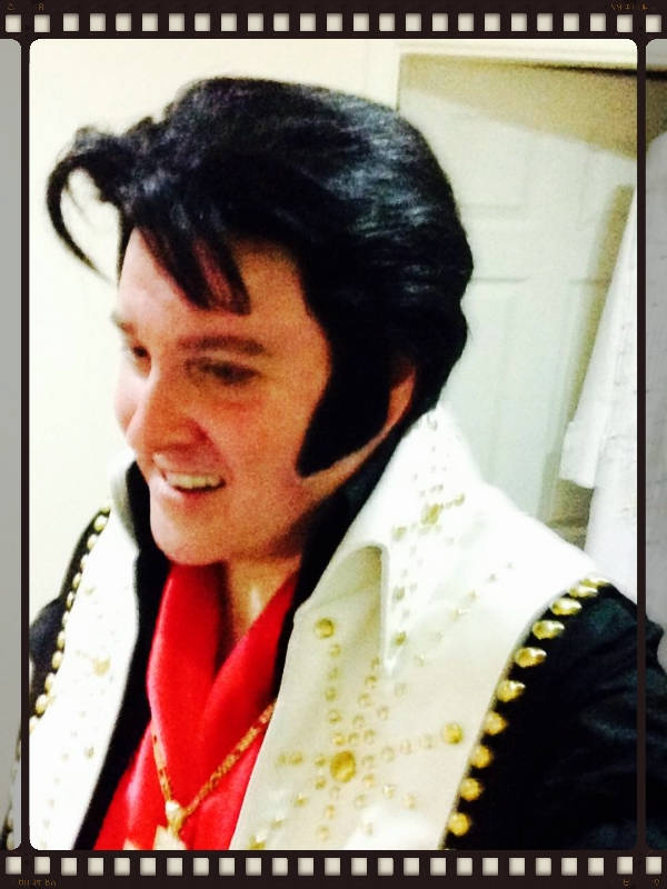 UK Elvis Impersonator Billy Lambert Elvis2.com
