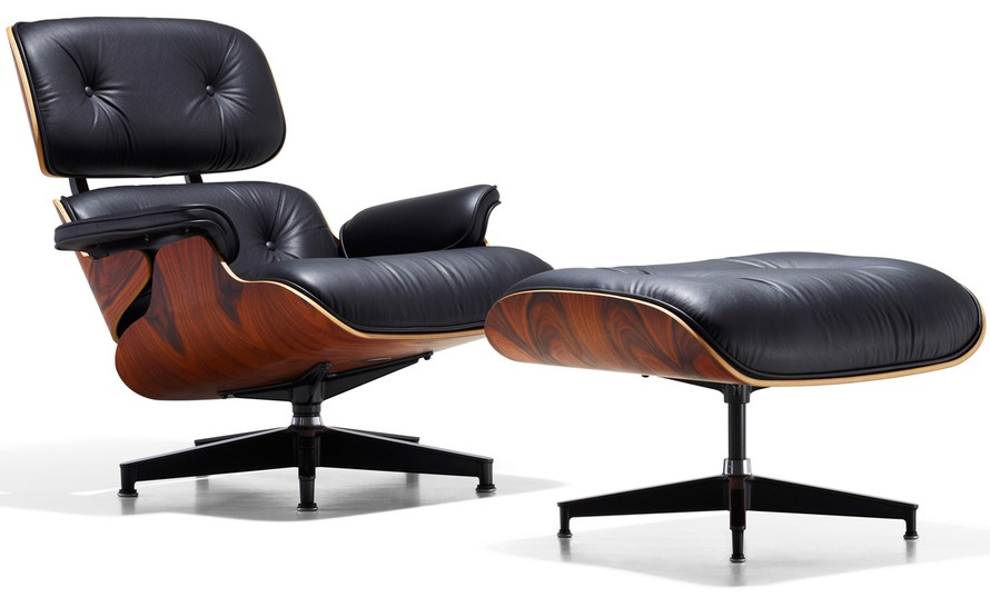 Renaissance Furniture Restoration Eames Lounge Chair San Francisco 415 587 3416