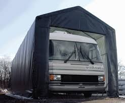 RV Garage Building