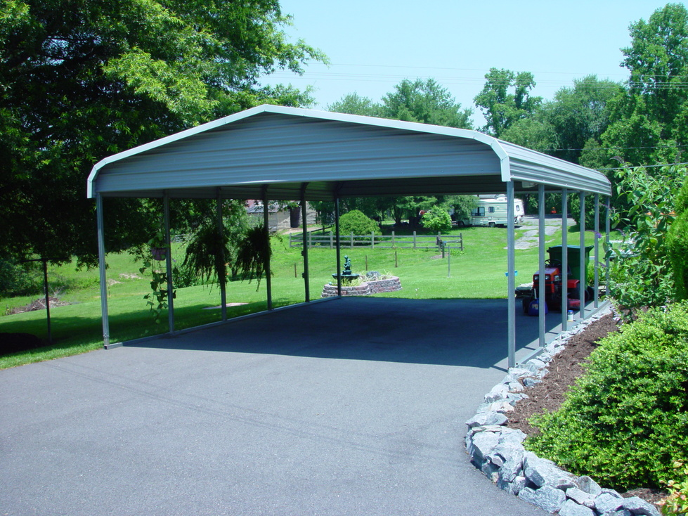 2 Car Carports Tennessee TN