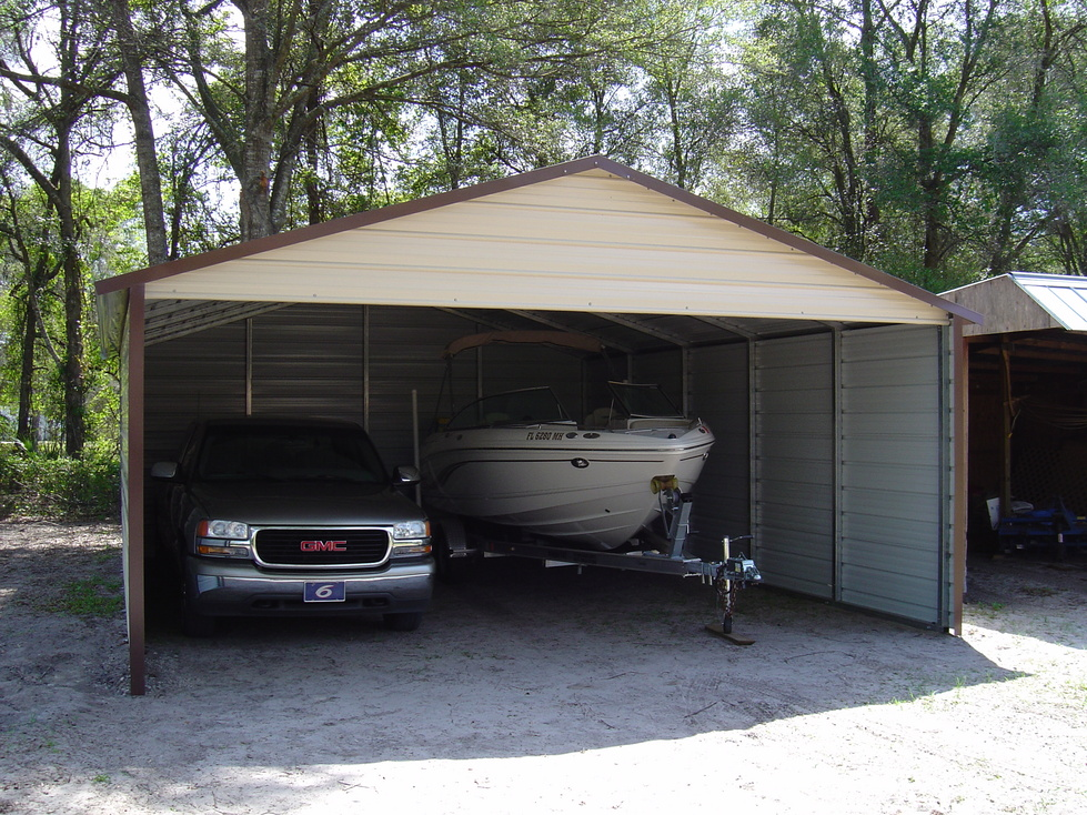 Boat Carports North Carolina NC
