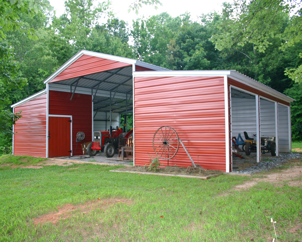North Carolina NC Barn Prices