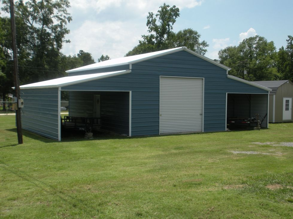 Mississippi Metal Barns | Steel Barns | Barn Prices | MS