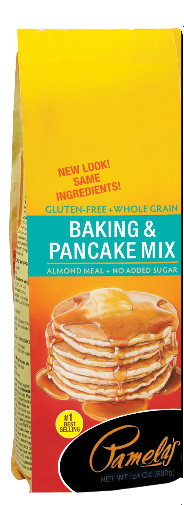 Pamela S Baking Amp Pancake Mix