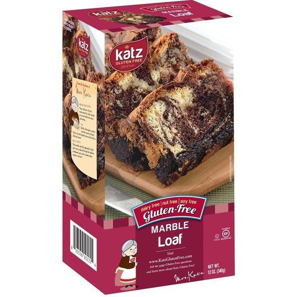 Katz Marble Loaf