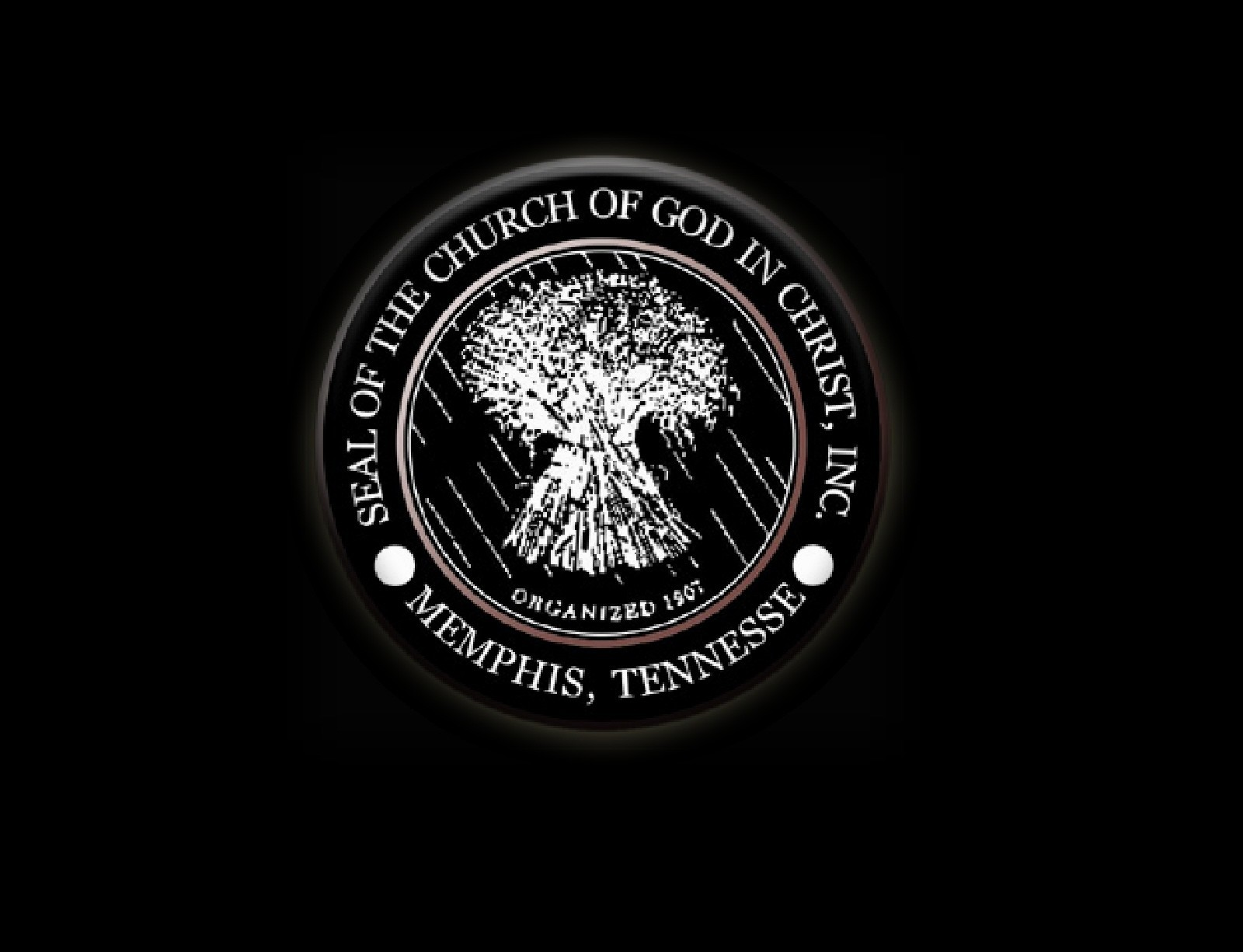 black cogic seal