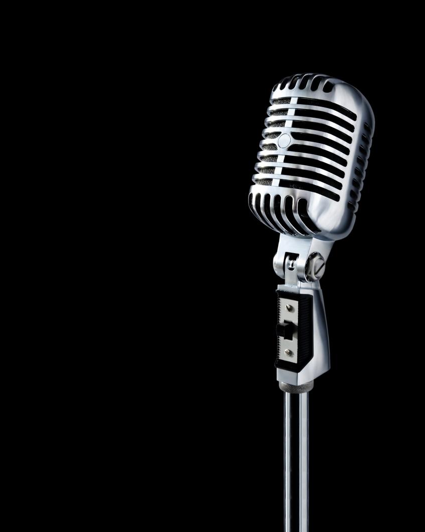 Quashawn - Microphone wallpaper ...