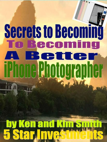 Secrets to becoming a better Photographer