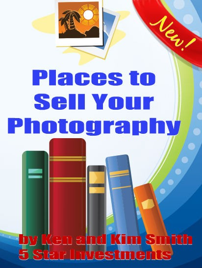 Places to sell Your Photography