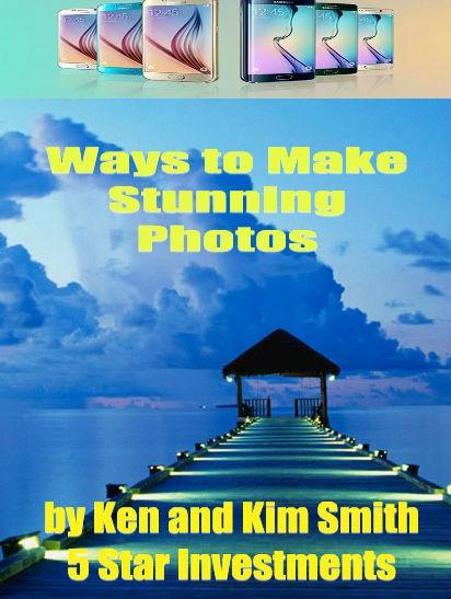 WAYS TO MAKE STUNNING PHOTOS
