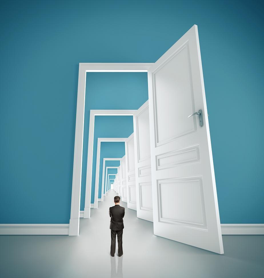 THE DOOR TO ENDLESS OPPORTUNITIES