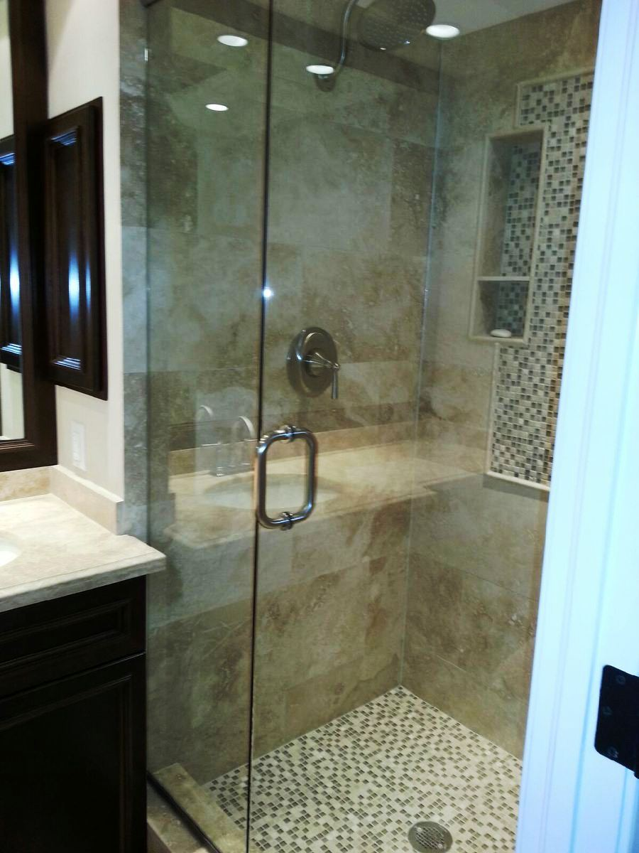 Shower Door Enclosure