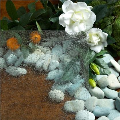 Satin Seedy - Cabinet Glass