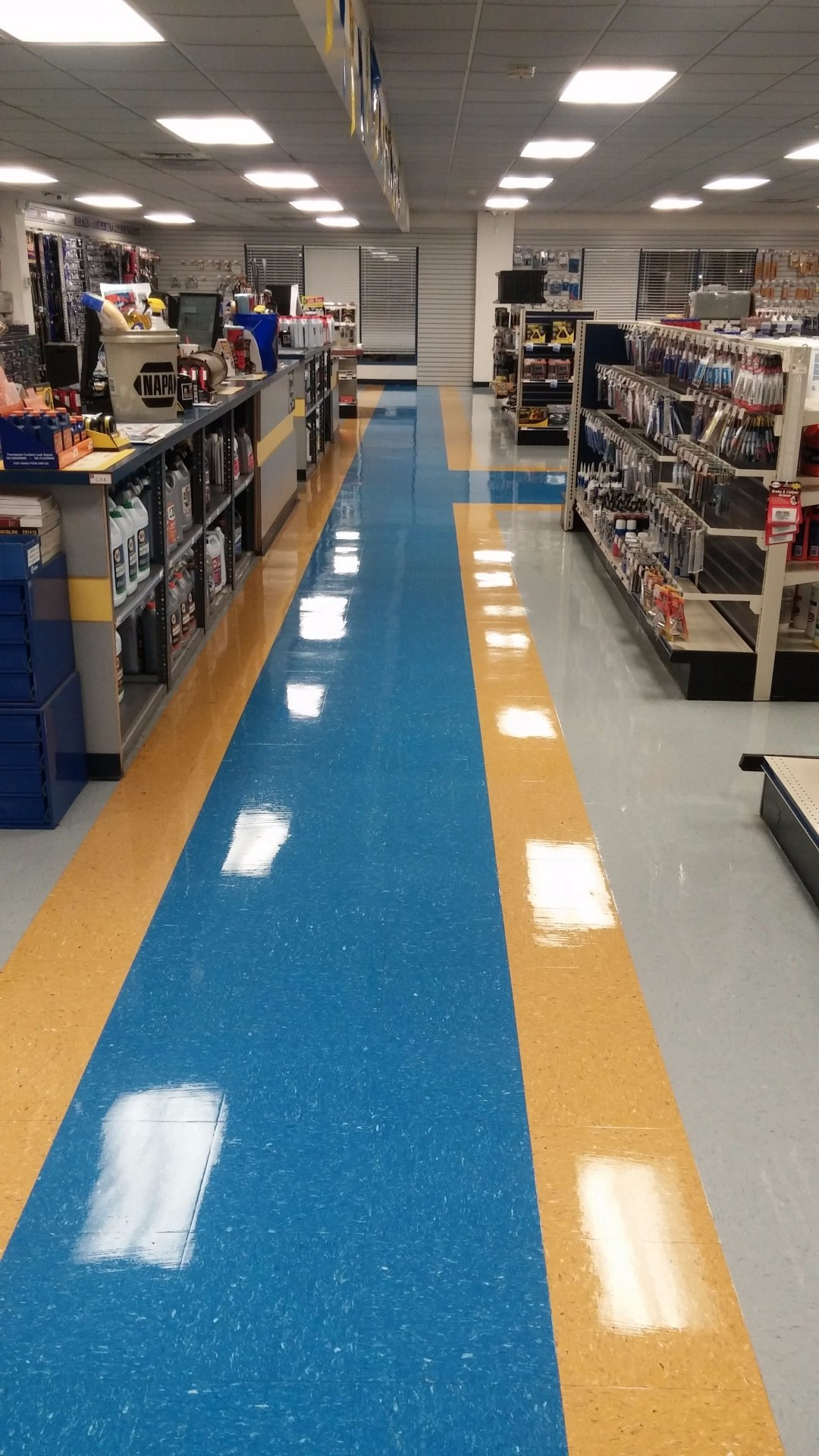 Professional floor waxing services floor refinishing for Floor cleaning services