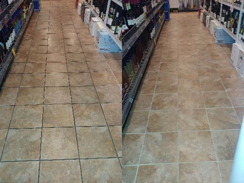 Janitorial Services Company Floor Cleaning Services