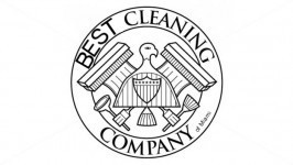 Best Cleaning Company Logo