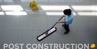 best post construction cleaning