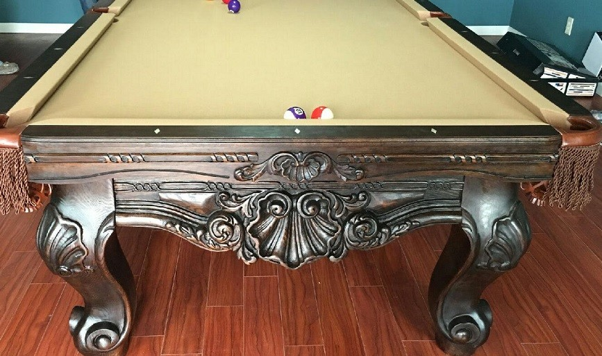 PROFESSIONAL POOL TABLE MOVERS REPAIR - Pool table movers temecula