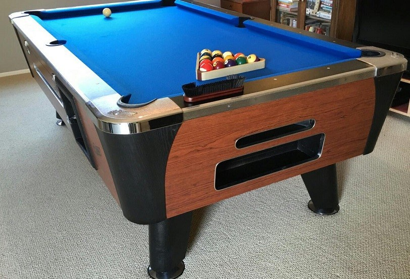 How Much To Refelt A Pool Table