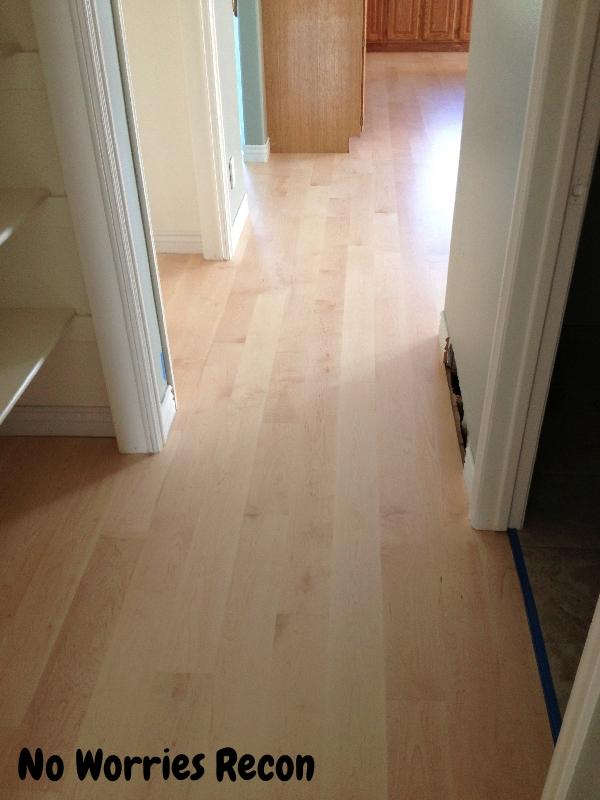 No Worries Recon Hardwood Flooring Experts Professional