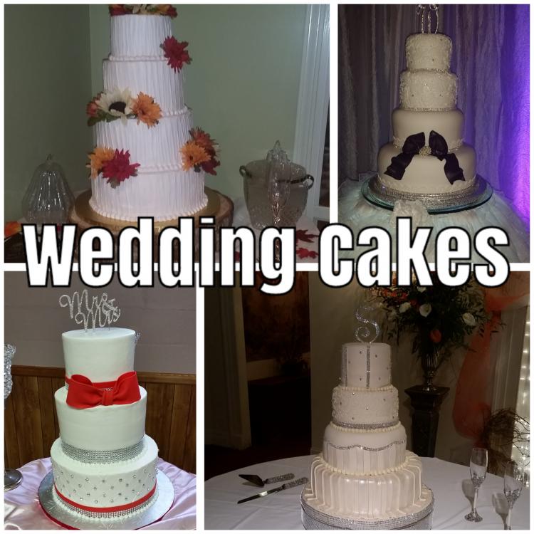 Wedding Cakes Baton Rouge