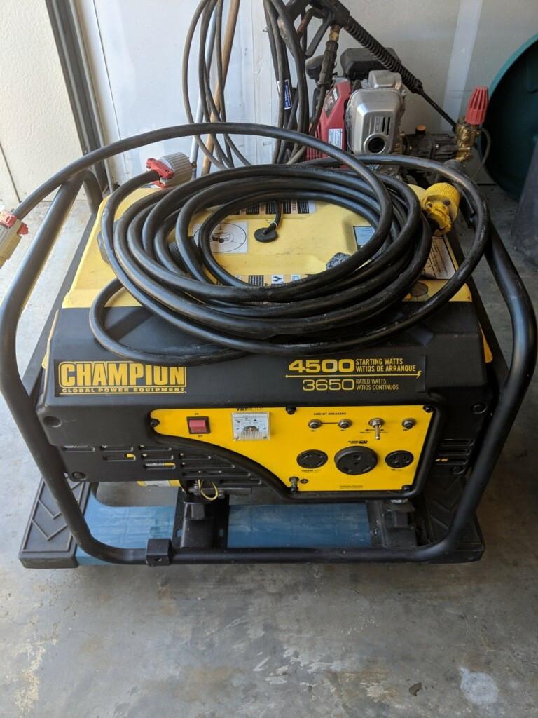 California Portable Generators