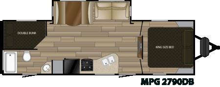 MPG 2790DB