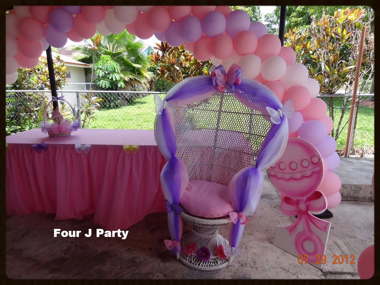 Baby Shower For Girls