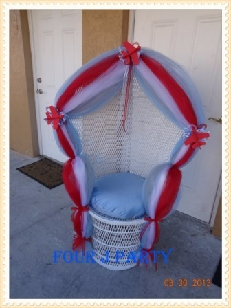 Baby Shower Chairs For Rent In Miami Florida