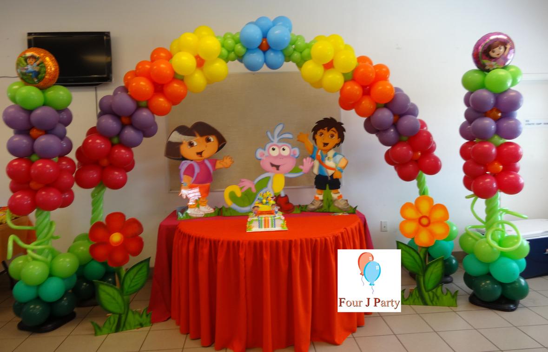 Dora Birthday Wall Decoration : Dora the explorer party decoration at best price in miami