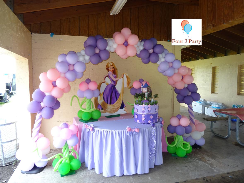 Rapunzel Decoration