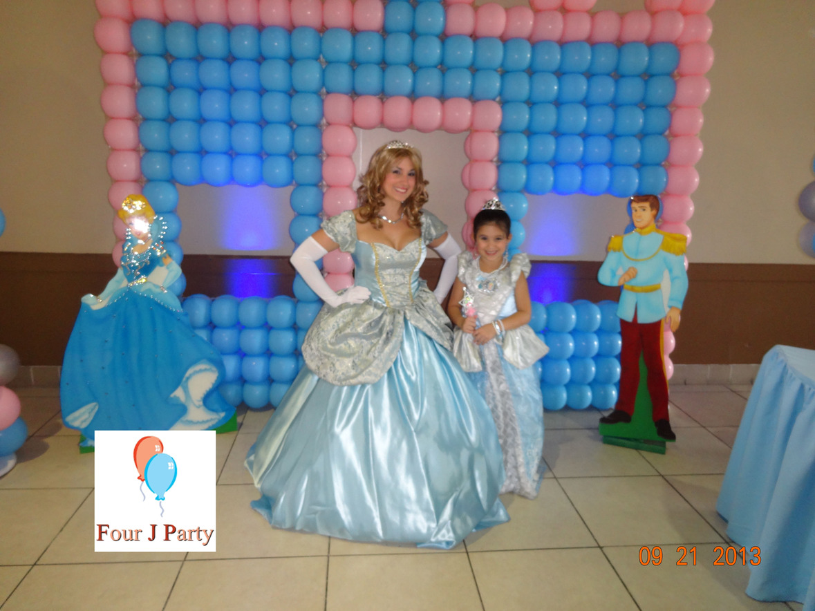 Cinderella Decoarations