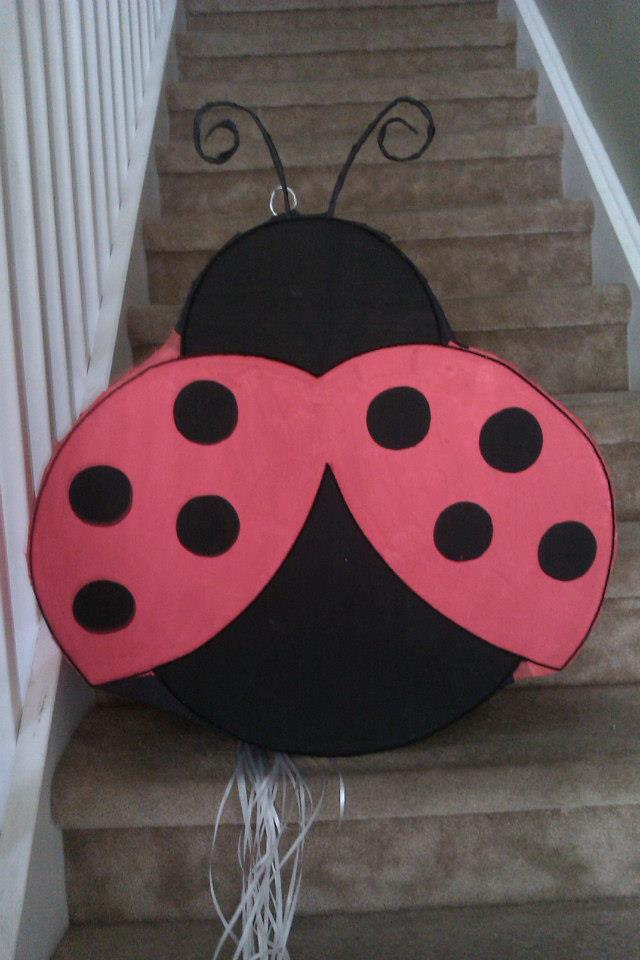 Lady Bug Pinata
