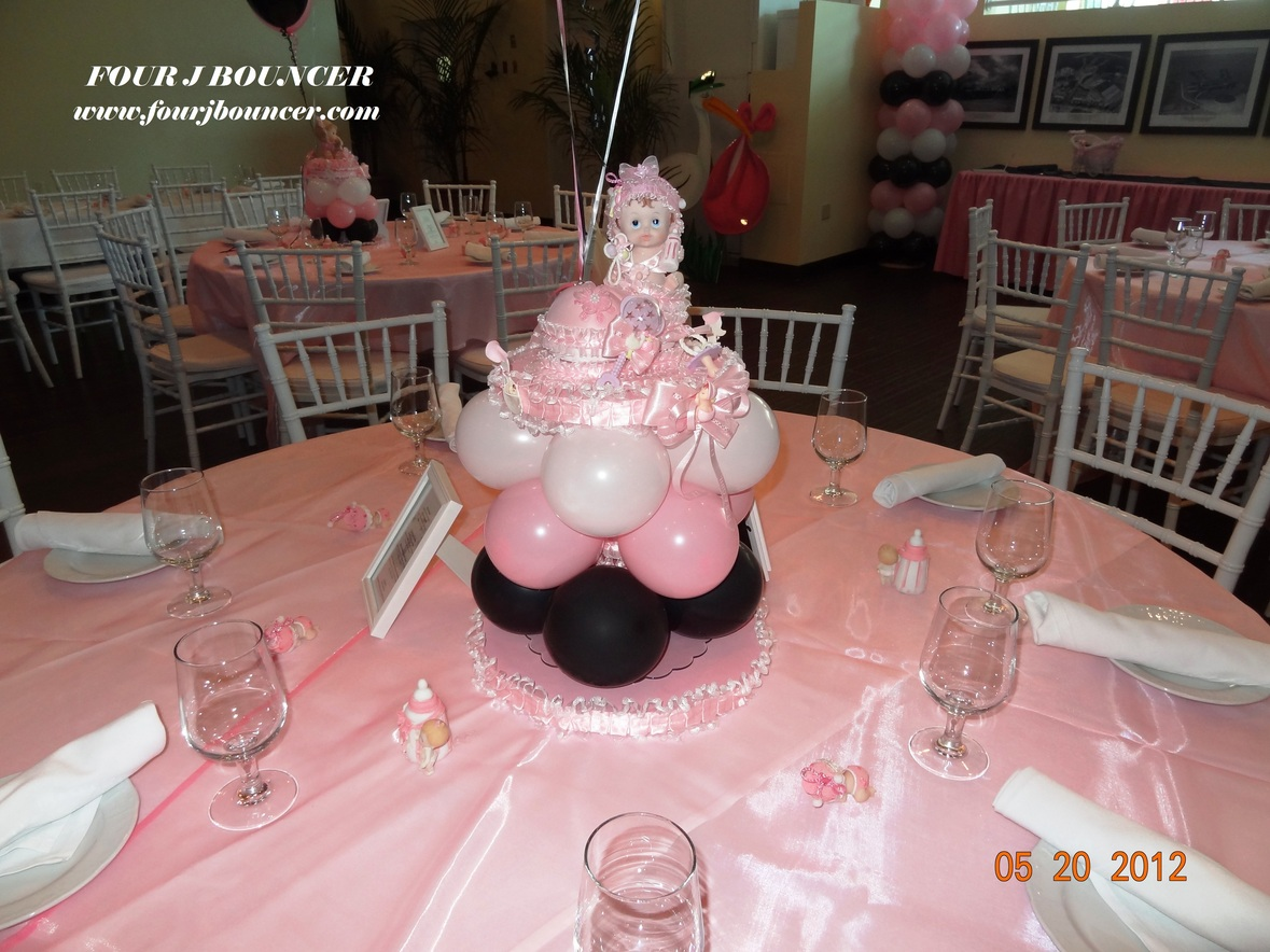 Baby Shower Packages In Miami Broward And Hialeah