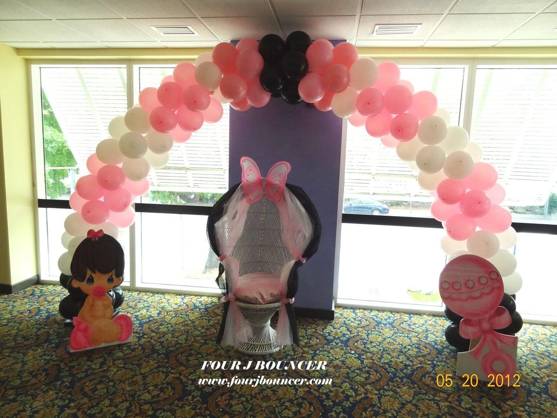 Arc Balloon Party Rental