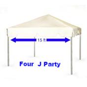 Rent Tent 15 X 15