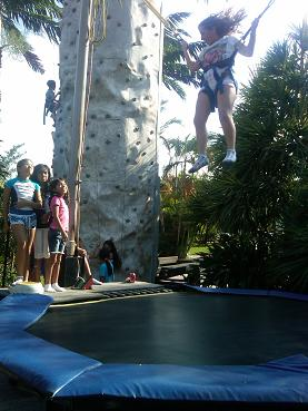 Rent A Bungee Party Rentals