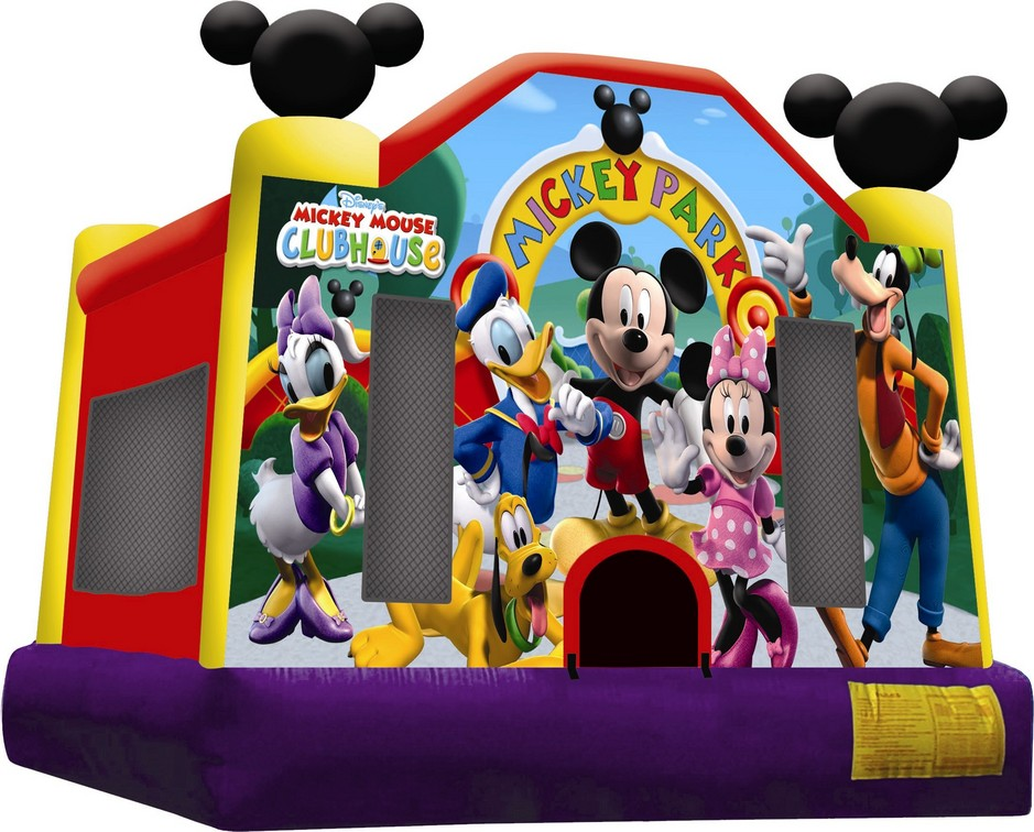 Bounce House Packages Pricing Four J Party