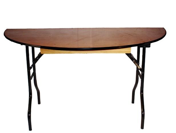 Rental haft table