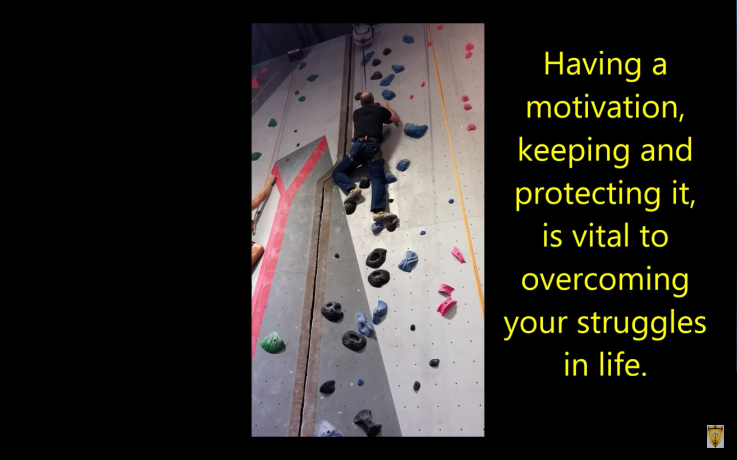 Having a motivation