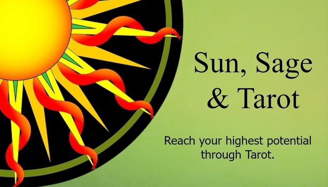 Sun, Sage & Tarot