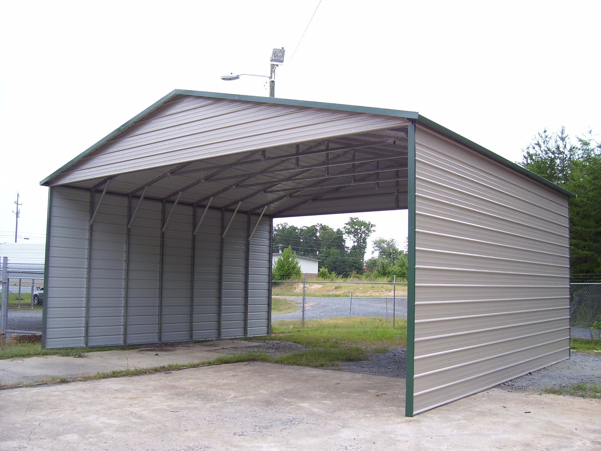 Louisiana Carports | Metal Carports LA | Buy Louisiana ...