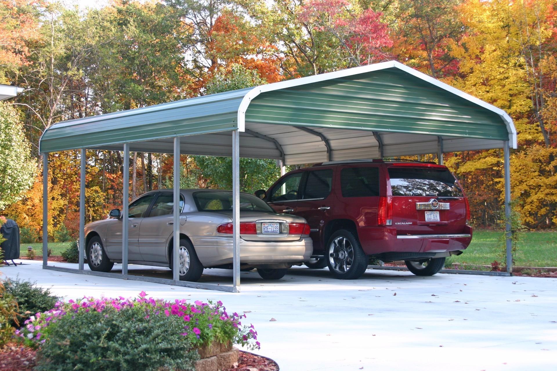 Carport Burlington NC   Metal Carports Burlington North ...